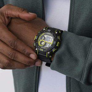 Armitron Digital Chronograph Resin Strap Watch